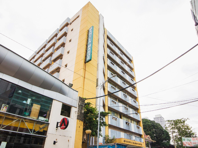Manila Manor Hotel, Manila