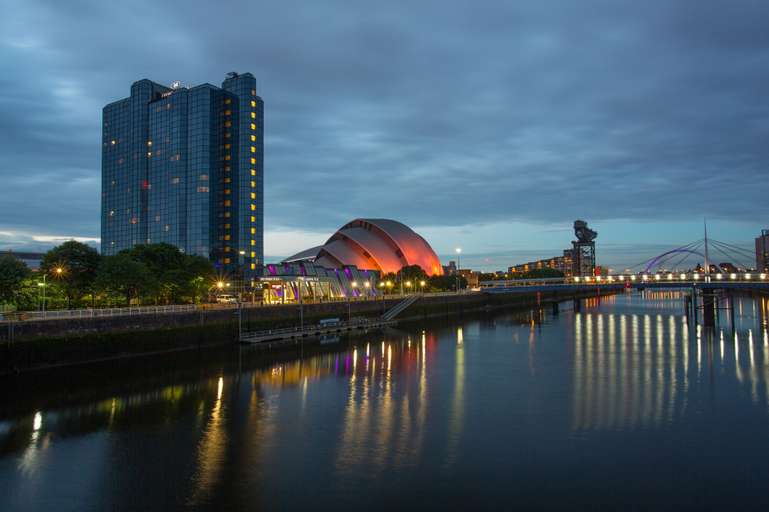 Crowne Plaza Hotel Glasgow, Glasgow