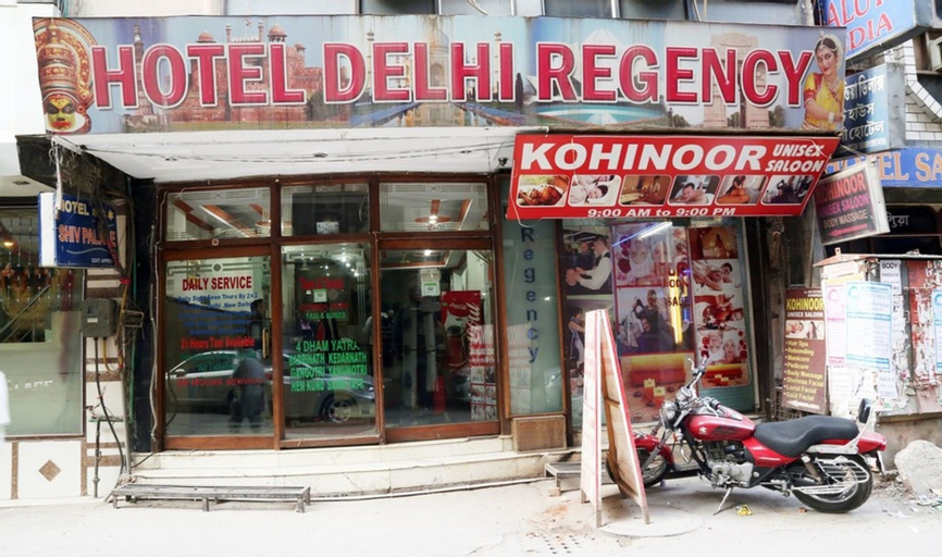 Hotel Delhi Regency, West