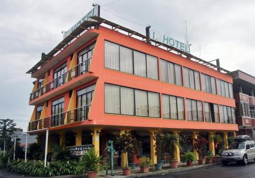 LF Hotel, Pastaza