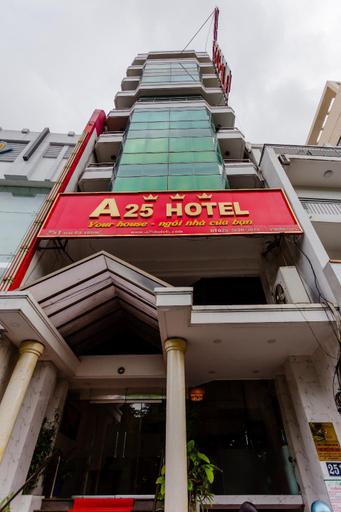 A25 Hotel - 251 Hai Bà Trưng HCM, Quận 1