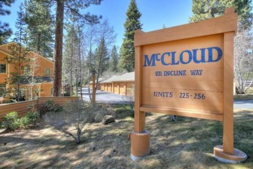 McCloud 232, Washoe