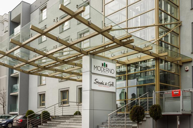 Hotel Moderno, Poznań City