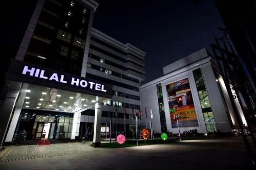 Hilal Hotel, Tashkent City