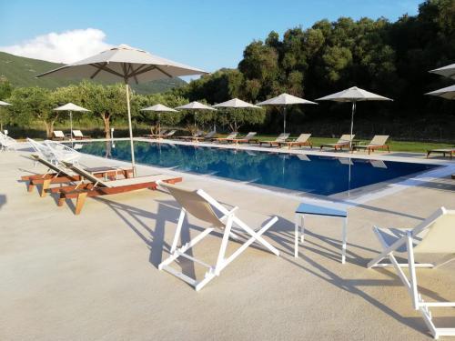 Olivista Hotel, Epirus