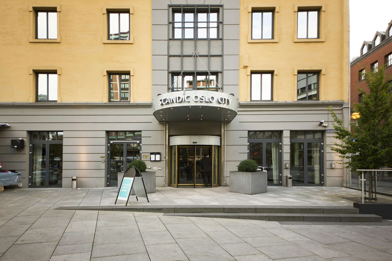 Scandic Oslo City, Oslo