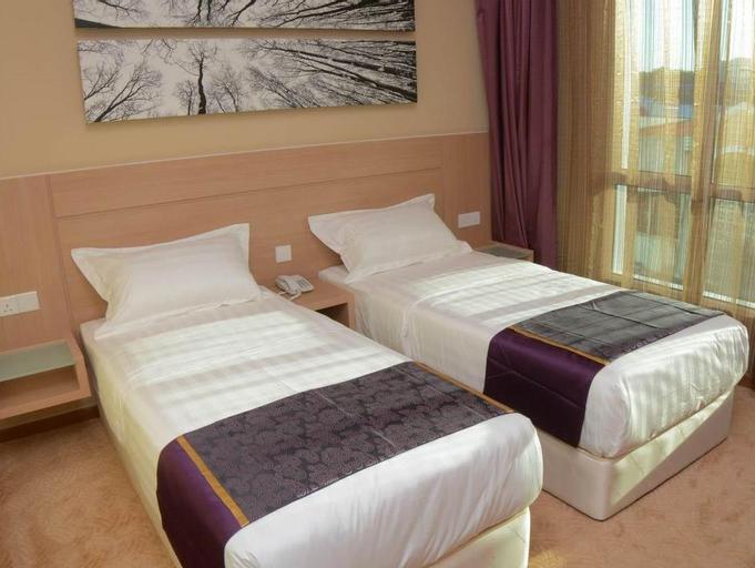 AMANSON SIGNATURE HOTEL, Sandakan