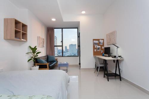 Minimalist Apartment Rivergate, Quận 4