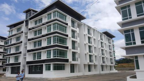 Eco Vacay Service Apartment, Kota Kinabalu
