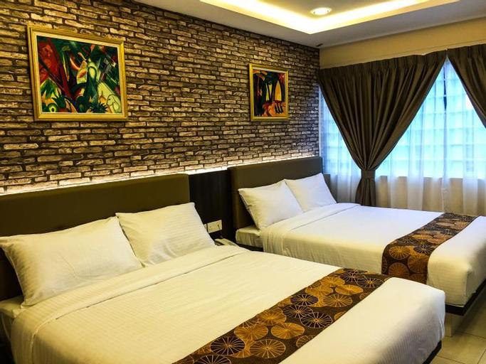 Louis Hotel, Larut and Matang