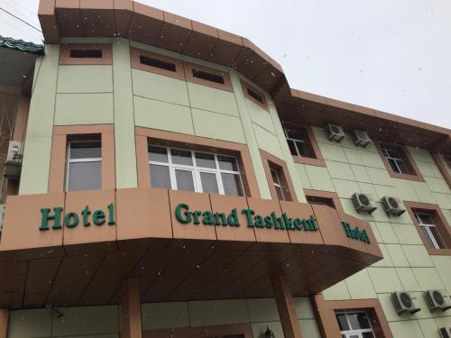 Grand Tashkent Hotel, Tashkent City