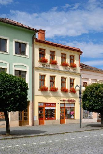 Penzion Martina****, Ústí nad Orlicí