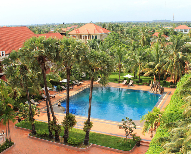 Ree Hotel, Siem Reab
