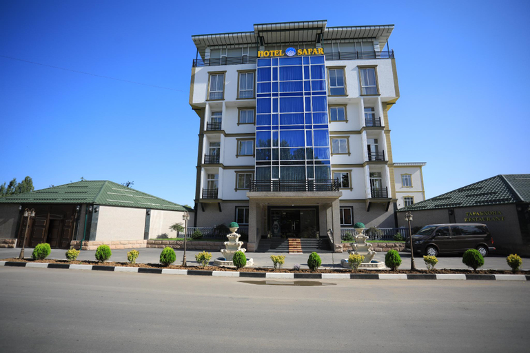 Safar Hotel and Spa, Rudaki