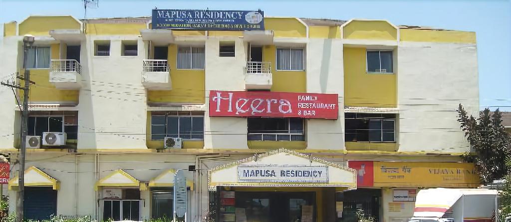 Mapusa Residency, North Goa