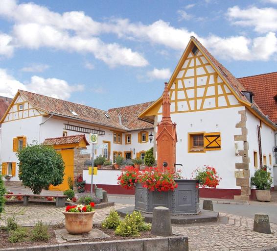 Gästezimmer im Alten Weingut, Bad Kreuznach