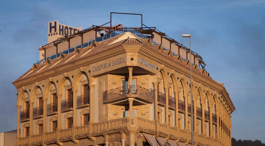 Hotel Campos de Baeza, Jaén