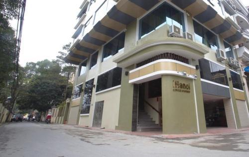 Granda Serviced Apartment 2, Cầu Giấy