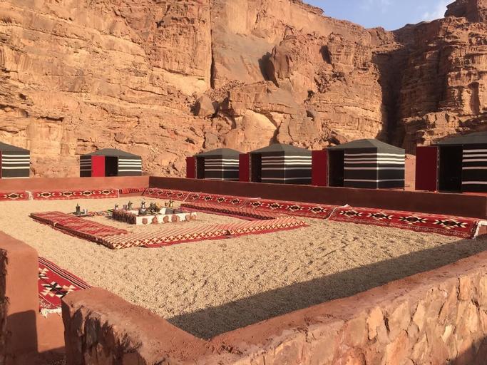 Wadi rum open view camp, Aqaba
