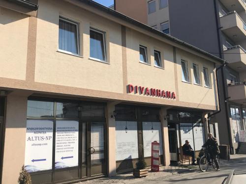 Bed and Breakfast Divanhana, Novi Pazar