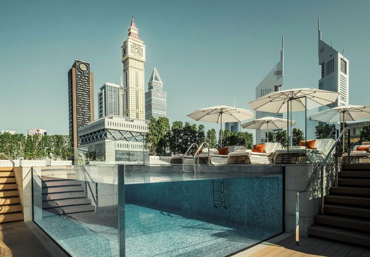 Four Seasons Hotel Dubai International Financial Centre,