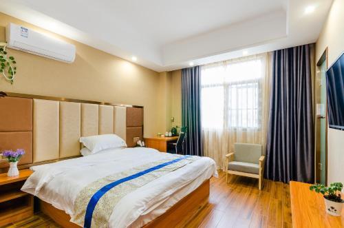 Long lok airport luxury hotel, Fuzhou