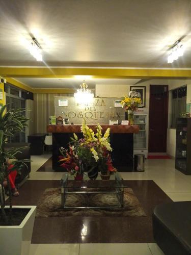 Hotel Plaza Del Bosque Inn, Leoncio Prado
