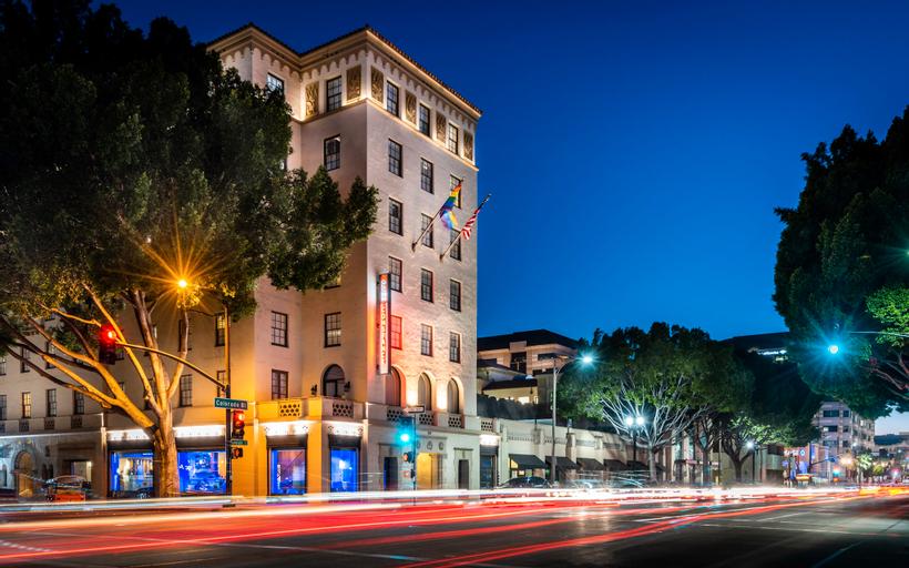 Hotel Constance Pasadena, Los Angeles