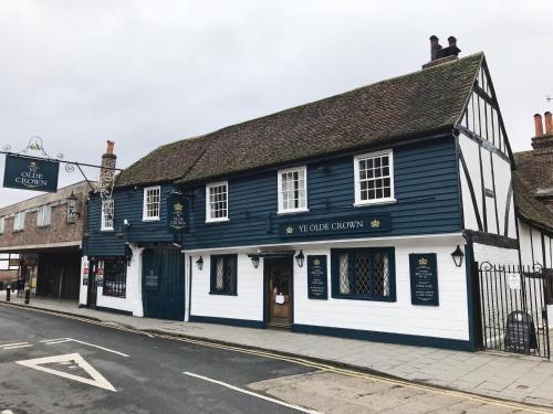Ye old crown, Kent