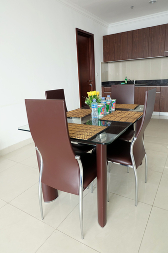 2 Bedroom Denpasar Residence Apartment By Travelio, South Jakarta