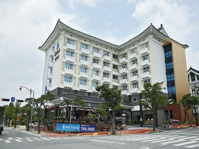Arisu Gyeongju Hotel, Gyeongju