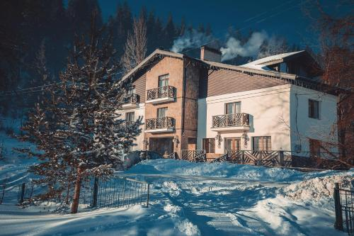 Villa Billa, Iaremchans'ka