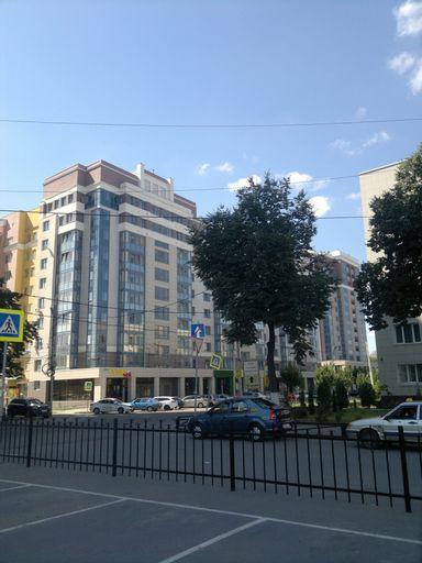 Apartment on Vokzalnaya 77-31, Ryazan'