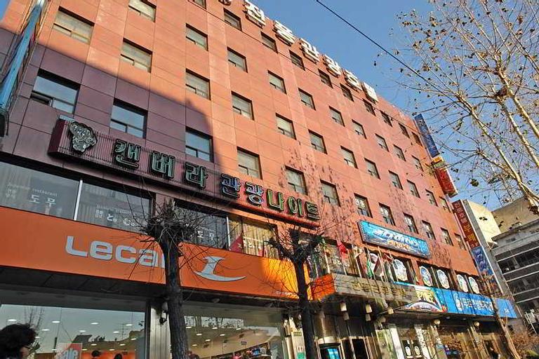 JeonPoong Korean Tourism Hotel, Seongbuk