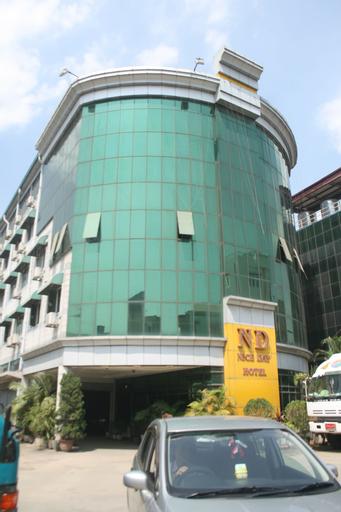 Nice Day Hotel, Yangon-E