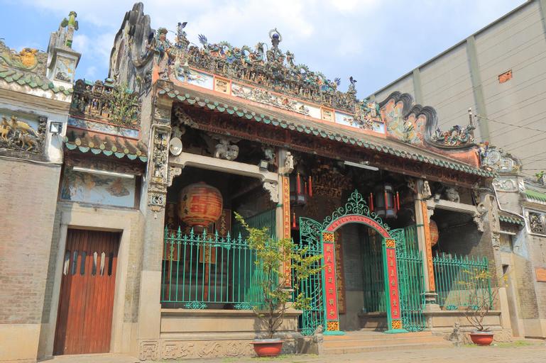 hoang long hotel, Binh Tan
