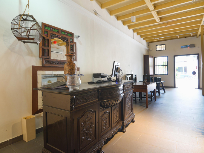 Sarang Paloh Heritage Stay and Event Hall, Kinta