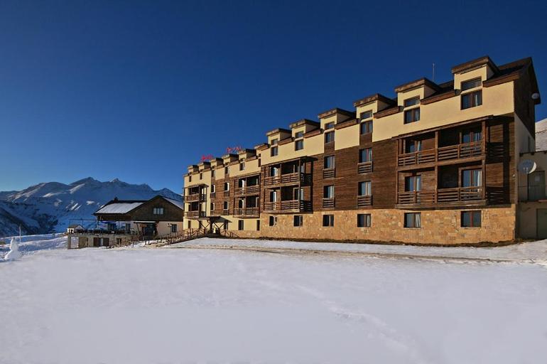 Hotel Alpina, Kazbegi