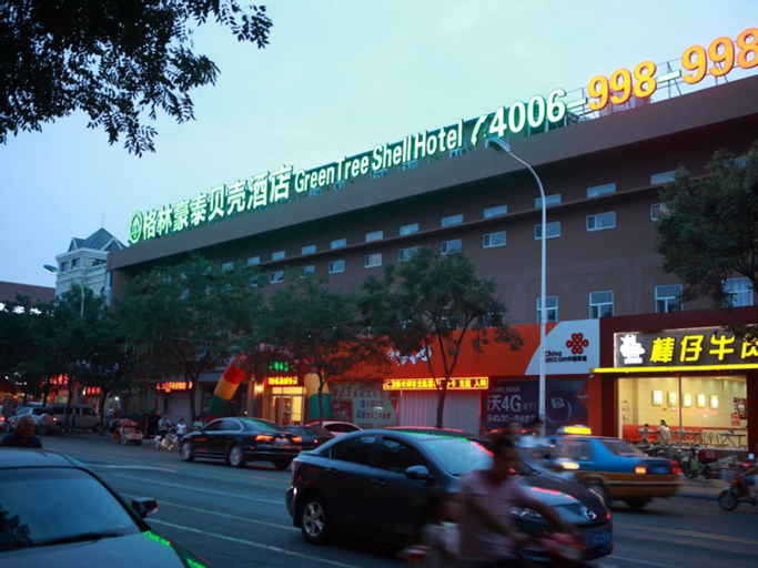 GreenTree Inn Yantai Longkou East Bus Station Shell Hotel, Yantai