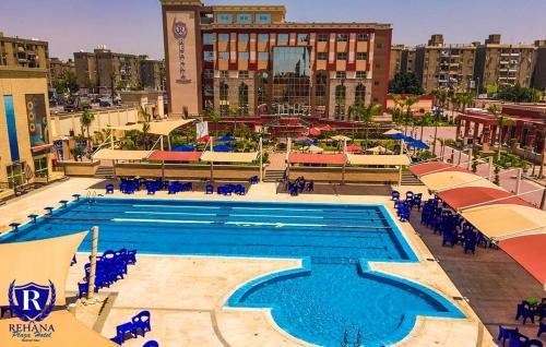 Rehana Plaza Hotel, Nasr City 1