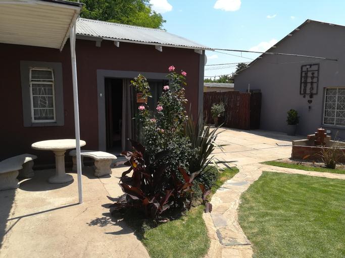 Edenville Guesthouse, Ngaka Modiri Molema