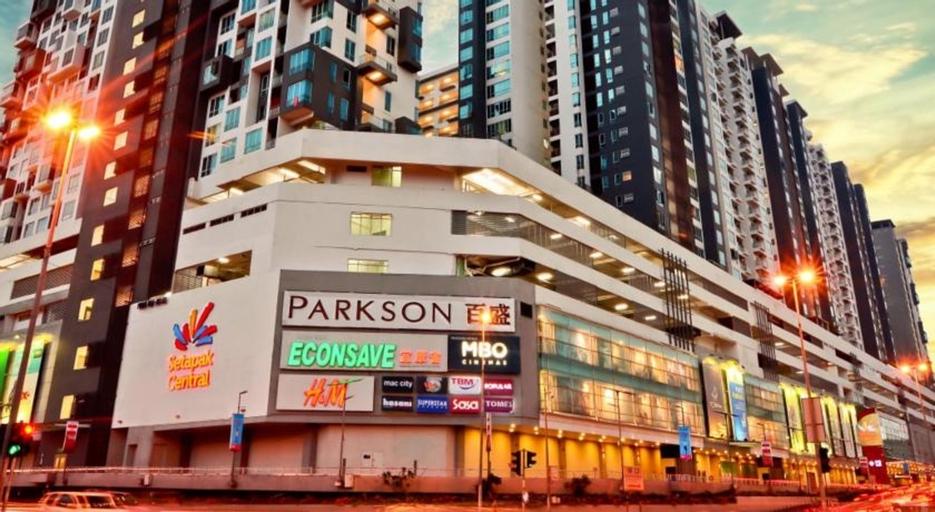 GLORIOUS EMERALD SUITE STAR PARK @ ZETA PARK KL, Kuala Lumpur