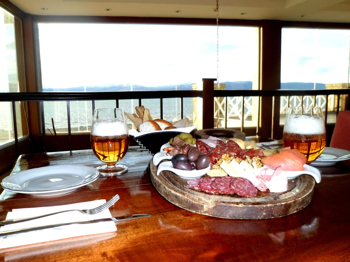Las Dunas Hotel, Lago Argentino
