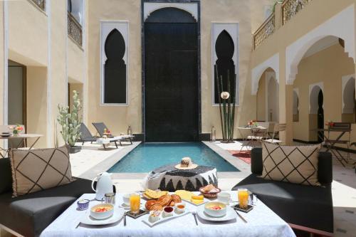 Riad Faraj, Marrakech