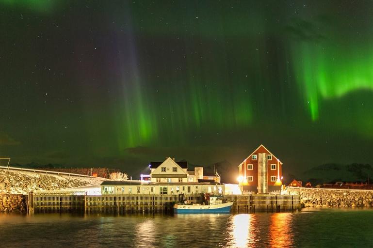 Lofoten Arctic Henningsvær Hotel, Vågan