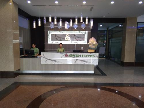 Swen Hotel, Bassein