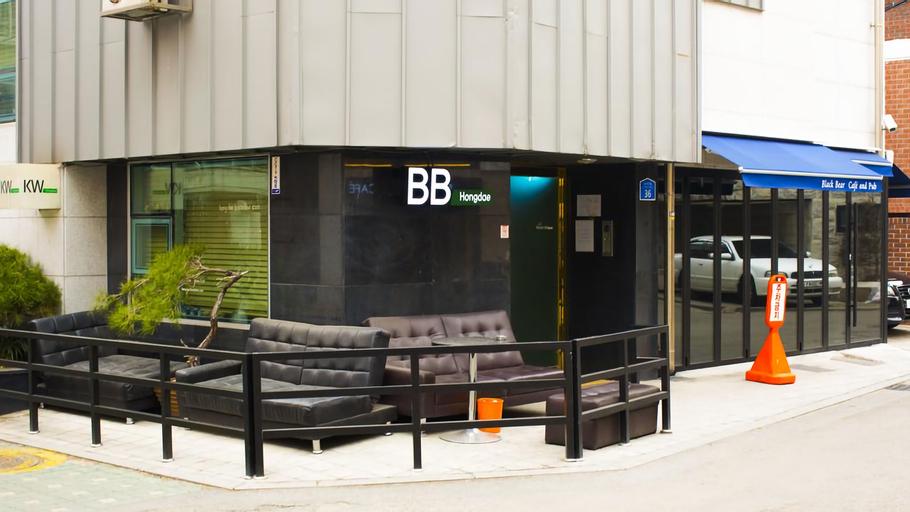 BB Hongdae Hostel, Seodaemun