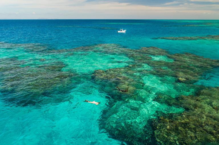Nukubati Private Island, Great Sea Reef, Macuata