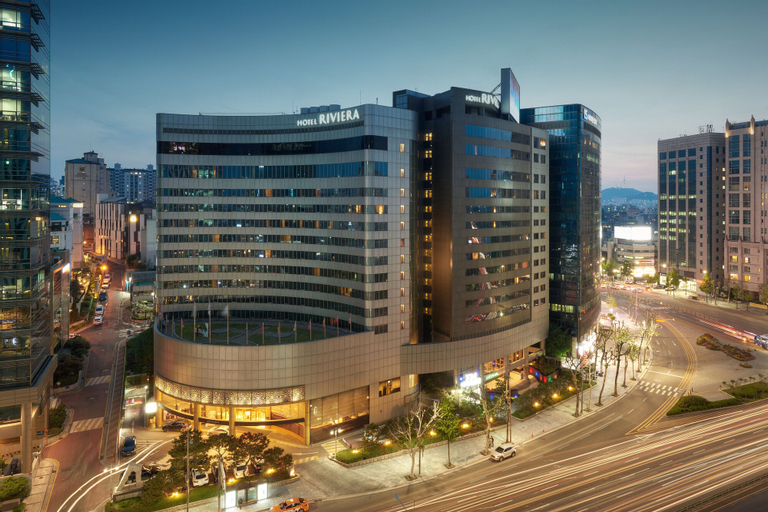 Hotel Riviera, Seongdong