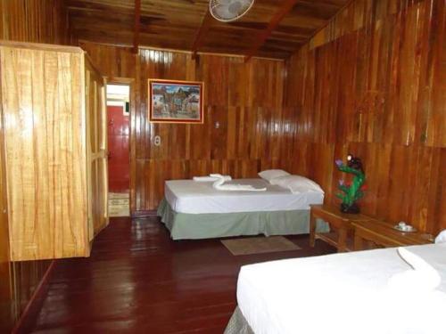 Alojamiento Rio Sabalo, Chocano, San Carlos